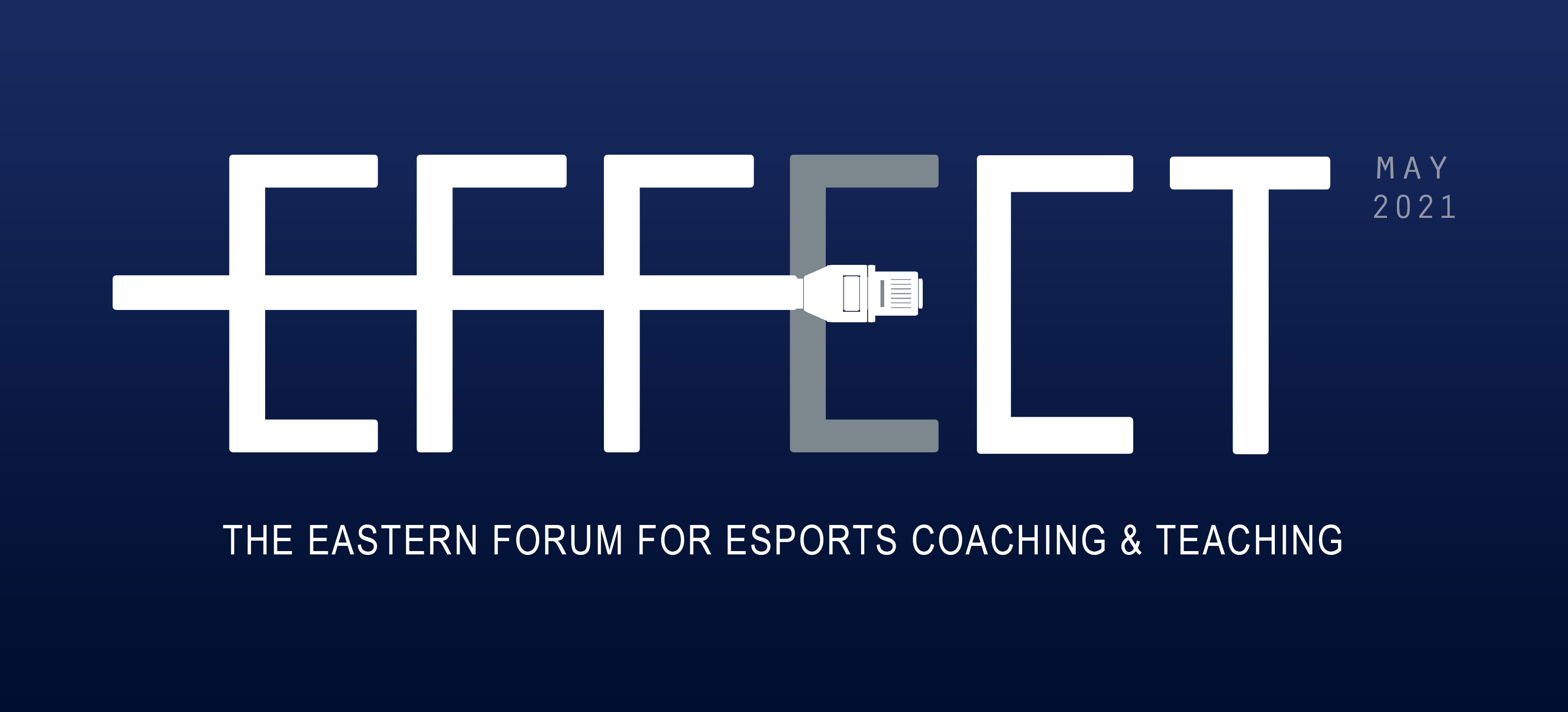 EFFECT Conference Logo (May 2021)